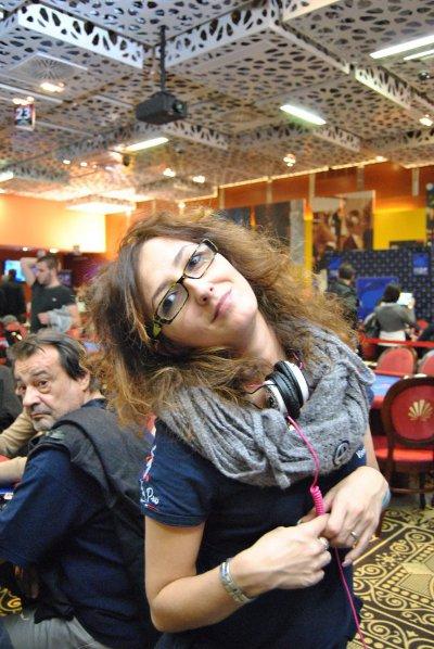 Sara Viozzi esce dallo Spritz Event