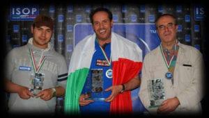 Campionato Italiano DEEP 2012: Vince Della PENNA!!!