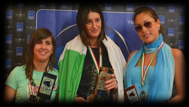 Campionato Italiano Under 25: Vince GIULIA!!!