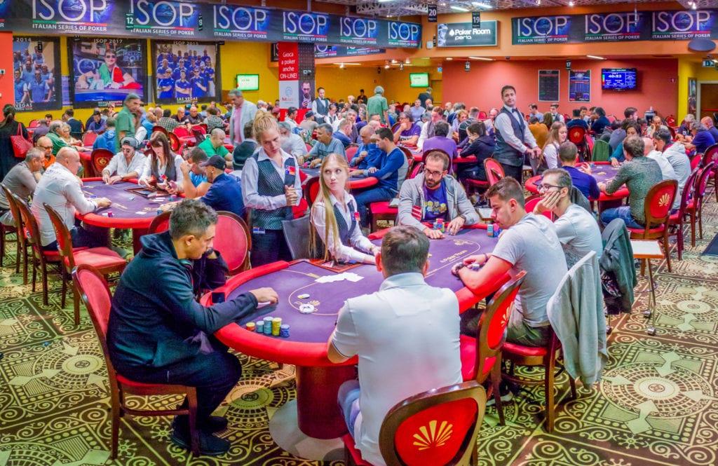 poker room perla
