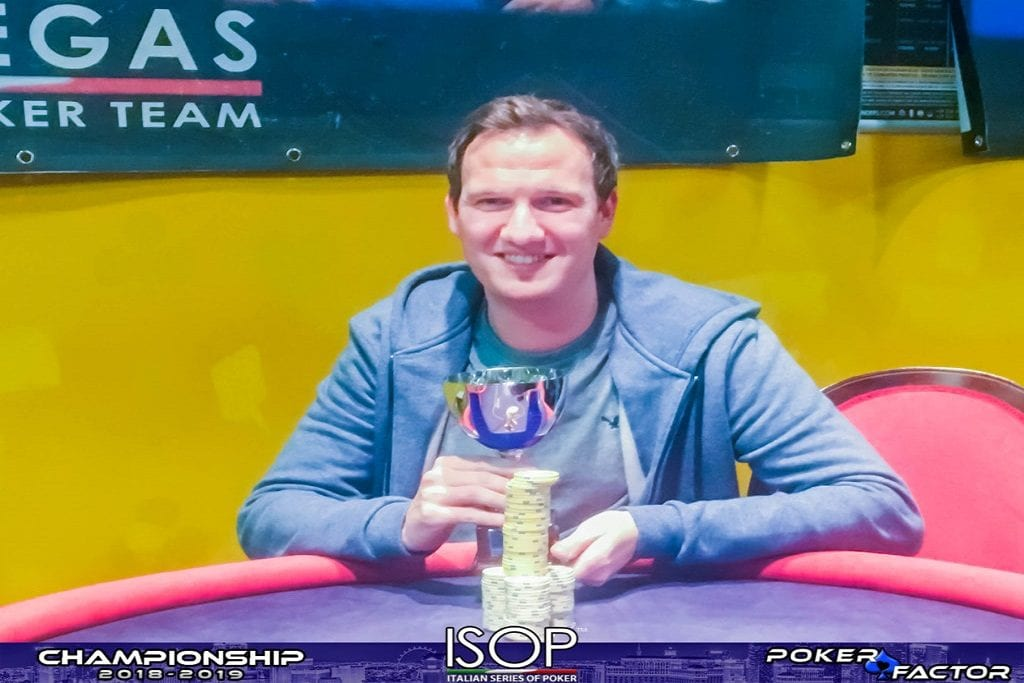 Sven Deutschmann omaha light isop championship 2018/2019 ev. 4
