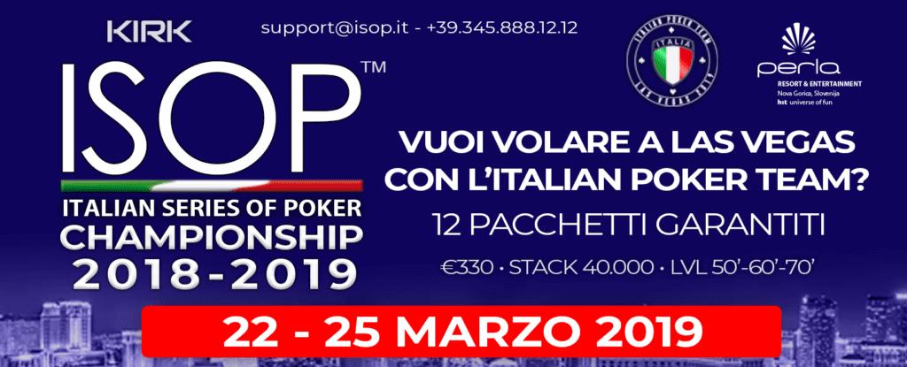 ISOP Championship 2018-2019 marzo evento 5