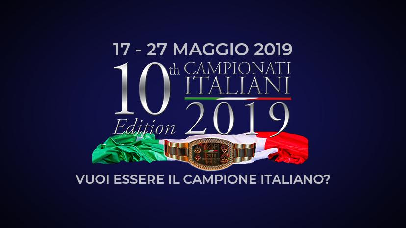 Campionati Italiani 2019 poker perla casino