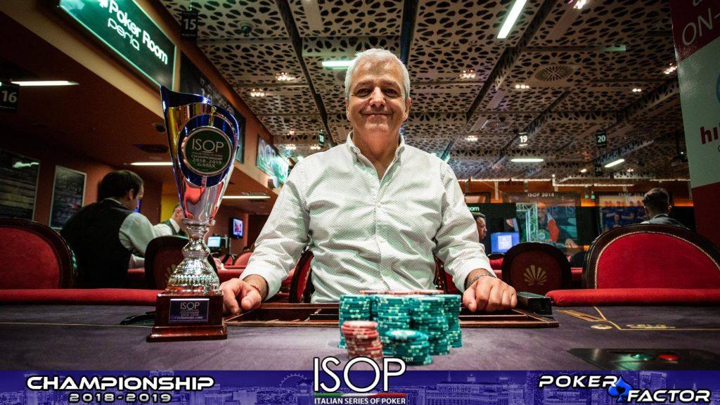 claudio di giacomo 6max isp championship 22-25 marzo 2019