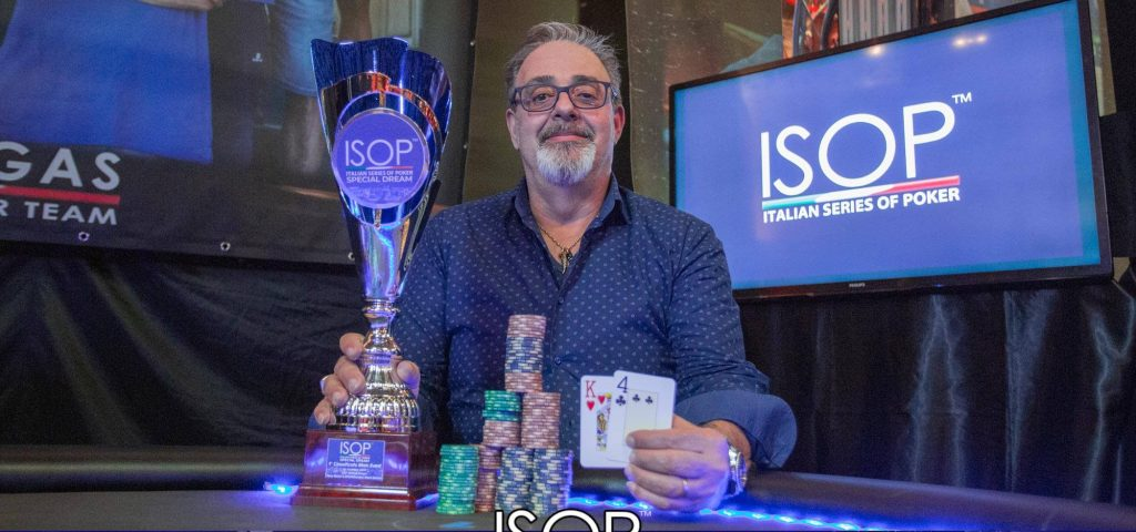 ISOP Championship Special Dream Todesco