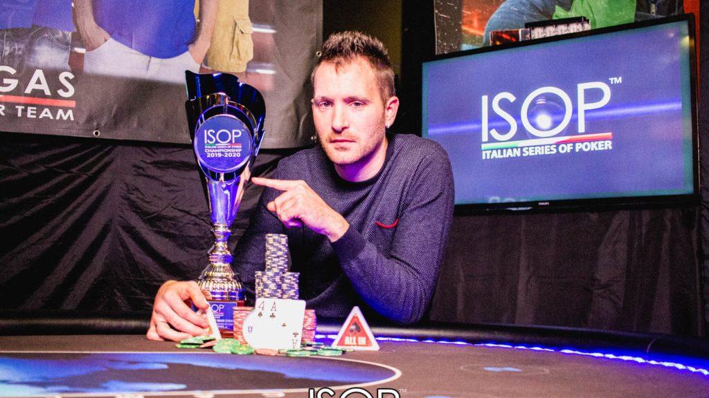 michele muner isop championship poker