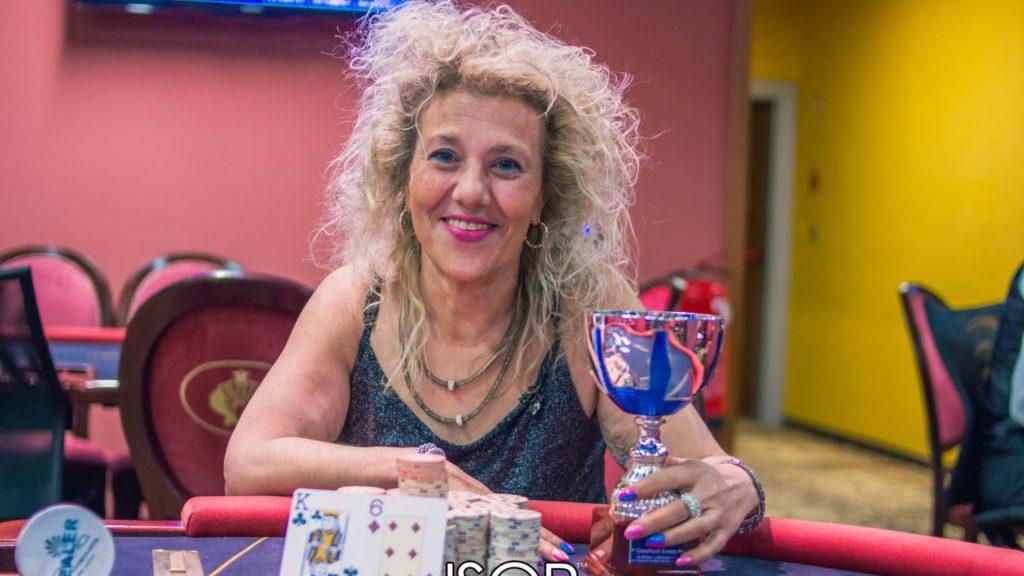 Cerato-Maria-Lucia sunday pro primo evento isop championship